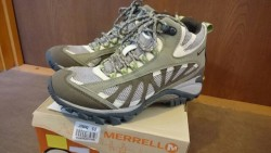 中古 MERRELL 登山靴 サイズ22.5㎝