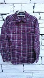 中古 モンベル ウールシャツ サイズS(レディース)