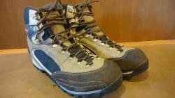 中古 グランドキング登山靴 27.5㎝