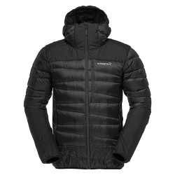 falketind down 750 hood Jacket